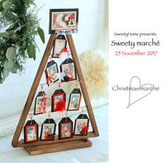 11月25日 SweetyMarche  (Christmas marche)