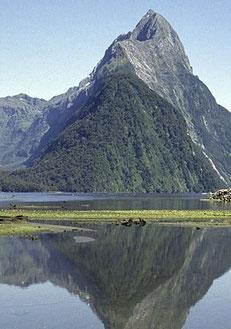 'Mitre Peak'