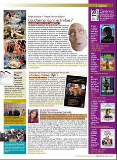 Page article VNV n° 158