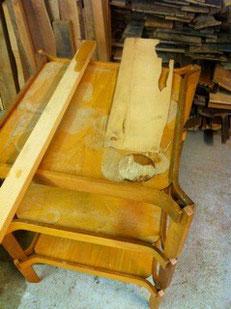 Etape 1: choix du bois