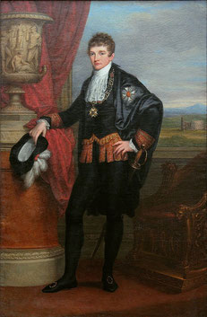 bsonders BAYERISCH Artikel - Der neue König Ludwig I. von Bayern