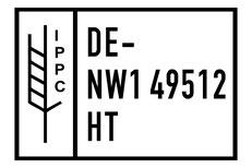 IPPC Stempel - Abdruck - Erklärung