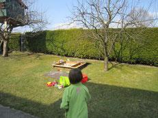 Außenanlage neu gestalten in Dunningen