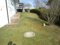 Gartenumgestaltung in Dunningen