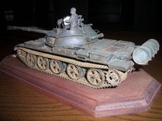ソ連 T-62A