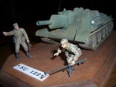ソ連 SU-122