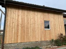 Sanierung Fassade Forst-Längenbühl