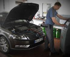 VW Alltrack / Fullservice