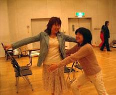 加納三代と 斎藤麻里子