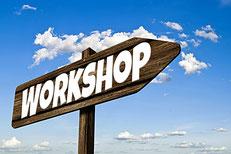 Workshop - Gemeinsam lernen + arbeiten