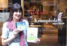 """An den Family Days-Tagen in Bern hatte Jacqueline Rubli aus Zuzwil mit ihrem neuen Werk """"Mondklang"""" viel Erfolg."""