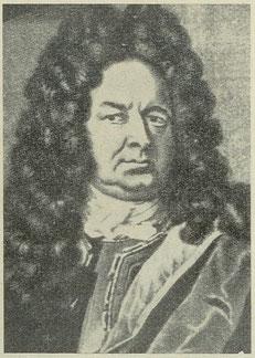 Hans Carl von Carlowitz 1645-1714