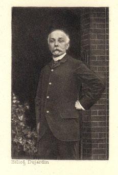 Auguste Rey, président de la Société historique de 1913 à 1915