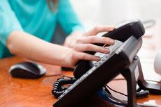 Telefonschulung