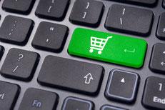 Durch den neuen Vertriebskanal E-Commerce möchten wir unsere Kunden schneller zufrieden stellen.