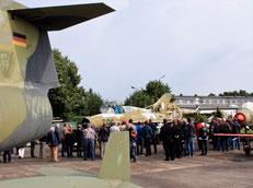 Rothenburg - Museumsverein, luftfahrttechnik