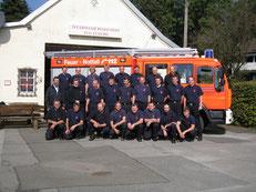 Feuerwehr Lüdorf Mannschaft