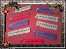 Weihnachtsmitbringsel - Schlüsselanhänger