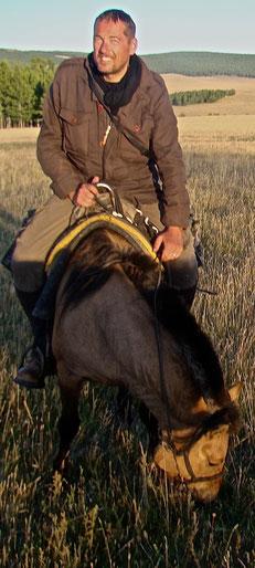 A cheval du lac Khovsgol au pays des Tsaatans