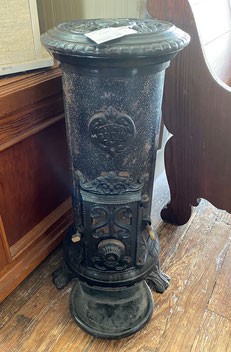 Godin Cast Iron Stove $295.00