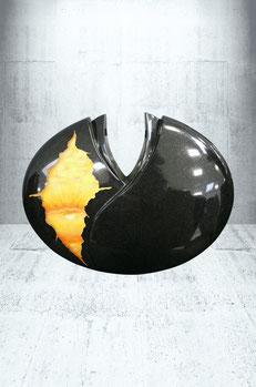 Grabplatte Airbrush-Ornament
