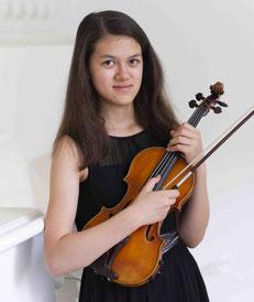 Maya Wichert (Foto privat)