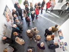 Basis-Coaching Kunst, Ausstellung Kunstverein Tatjana Utz
