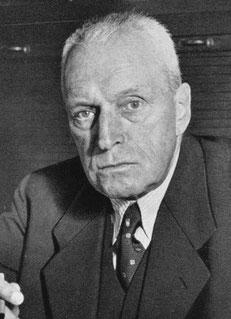 ... und Herman Johann Matthias Sauber 1951