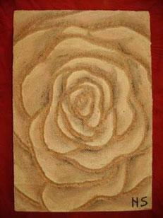 Titolo, paola. Anno, 2004. Tecnica muratura. Dimensioni,  cm 35 x cm 25