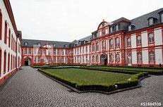 Abtei Brauweiler - Innenhof