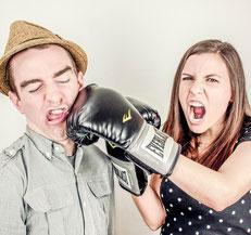 Conflictos. Lucha