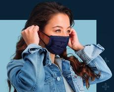Beauty Hills, Kosmetik, Gesichtsmasken, Schweizer Materialtechnologie, Bio-Baumwolle