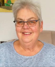 Ingrid Hastedt Ehrenamtliche Mitarbeiterin - Tagespflege Seedorf