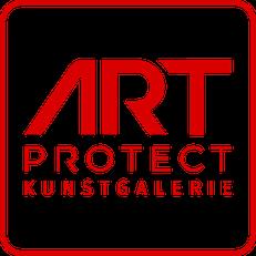 ARTprotect Logo - Kunst fürs Büro - Bilder fürs Büro - abstrakte Bilder kaufen - Kunstgalerie Berlin