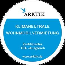 """Reisen Sie klimaneutral mit unserer """"klimaneutralen Wohnmobil Vermietung"""""""
