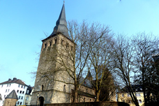 Bild: Kirche in Erkrath
