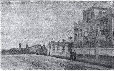 Calle de Prosperidad a primeros del S.XX