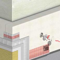 Aufbau - Fassade