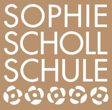 Das Schulgebäude der Sophie Scholl Schule in Ludwigsburg