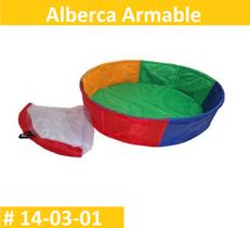 Alberca Armable Estimulacion Temprana PRIMERDI INTQUIETOYS