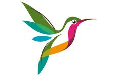 L'oiseau le Calidris est l'emblème de la société Calidrys à Bourg-en-Bresse
