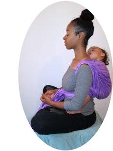 München Trageberatung Baby Tragetuch Meditation Fidella