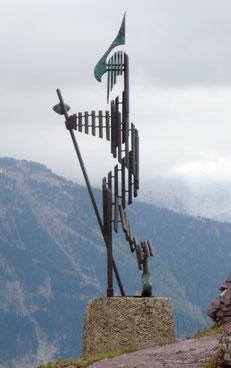 Au Col du Somport