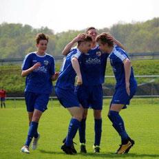 Landesliga auch 18/19: Unsere B-Junioren