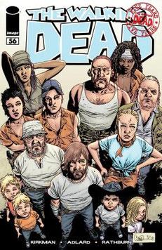 The Walking Dead #56 Español de España Castellano