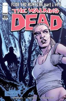 The Walking Dead Comic #62 Español de España