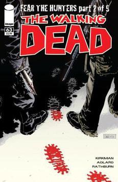 The Walking Dead Comic #63 Español de España