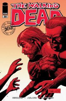 The Walking Dead #58 Español de España Castellano