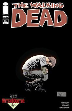 The Walking Dead Comic #85 Español de España