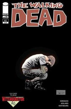 The Walking Dead Comic #85 Español de España